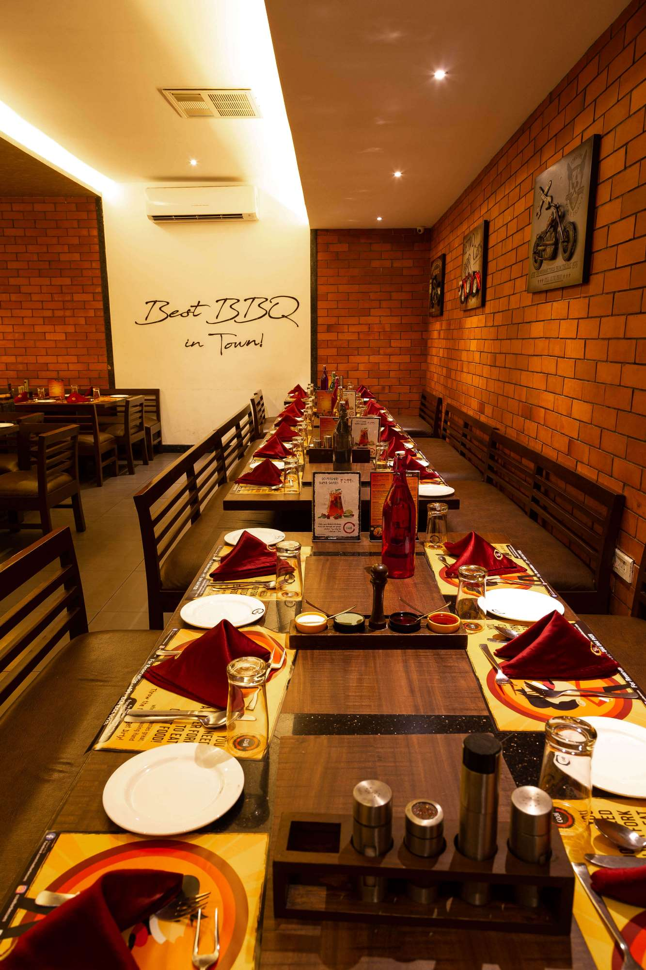Book a table @ Coal Barbecues